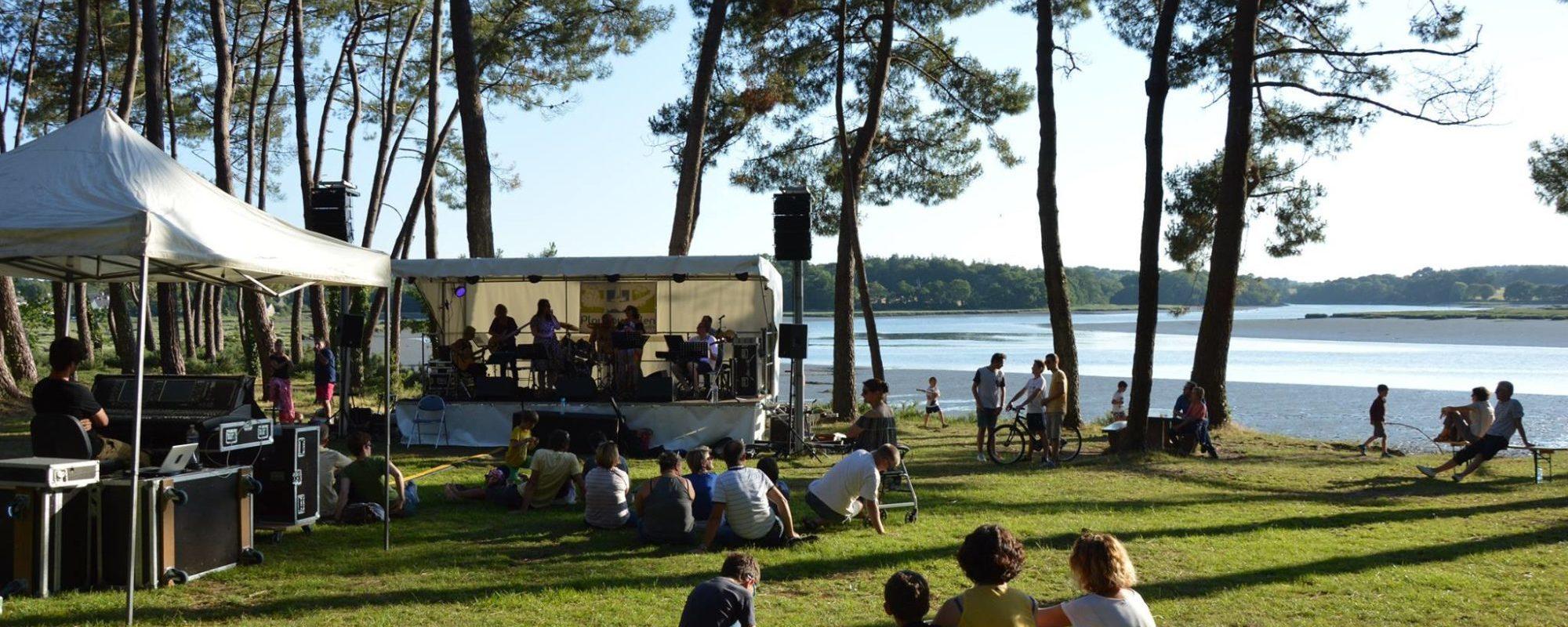 concert à Plougoumelen